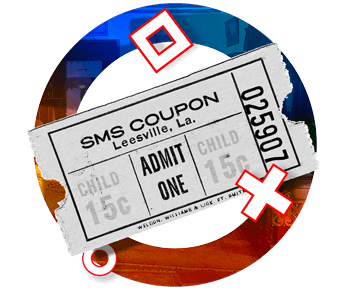 sms coupon
